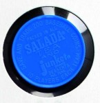 1962 Salada Coins #201  Jim Gilliam  Back Thumbnail