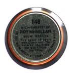 1964 Topps Coins #148   -  Roy McMillan All-Star Back Thumbnail