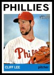 2013 Topps Heritage #16  Cliff Lee  Front Thumbnail