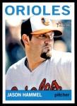2013 Topps Heritage #161  Jason Hammel  Front Thumbnail