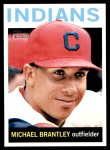 2013 Topps Heritage #436  Michael Brantley  Front Thumbnail