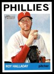 2013 Topps Heritage #462  Roy Halladay  Front Thumbnail