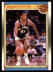 1988 Fleer #128   -  Alvin Robertson All-Star Front Thumbnail