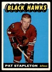 1965 Topps #120  Pat Stapleton  Front Thumbnail