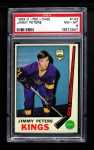 1969 O-Pee-Chee #143  Jimmy Peters  Front Thumbnail