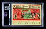 1956 Topps #40  Bob Turley  Back Thumbnail