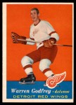 1957 Topps #41  Warren Godfrey  Front Thumbnail
