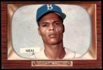1955 Bowman #278  Charlie Neal  Front Thumbnail