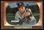 1955 Bowman #72  Chet Nichols  Front Thumbnail