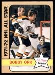 1972 Topps #122  Bobby Orr  Front Thumbnail