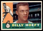 1960 Topps #369  Billy Hoeft  Front Thumbnail