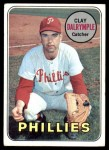 1969 Topps #151 PHL Clay Dalrymple  Front Thumbnail