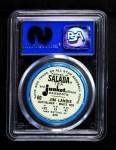 1963 Salada Metal Coins #60  Jim Landis  Back Thumbnail