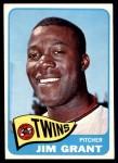 1965 Topps #432  Mudcat Grant  Front Thumbnail