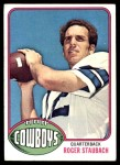 1976 Topps #395  Roger Staubach  Front Thumbnail