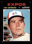 1971 Topps #665  Ron Swoboda  Front Thumbnail