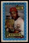 1974 Kellogg's #11  Bob Watson  Front Thumbnail