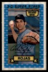 1974 Kellogg's #42  Cookie Rojas  Front Thumbnail