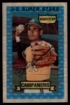 1974 Kellogg's #4  Bert Campaneris  Front Thumbnail