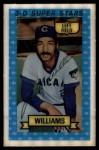 1974 Kellogg's #32  Billy Williams  Front Thumbnail