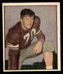1951 Berk Ross #14 C Wade Walker  Front Thumbnail