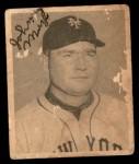 1948 Bowman #4  Johnny Mize  Front Thumbnail