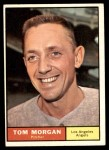 1961 Topps #272  Tom Morgan  Front Thumbnail