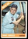 1966 Topps #354  Smoky Burgess  Front Thumbnail