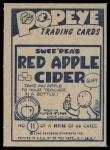 1959 Ad-Trix #11   AW, Pipe Down!! C'Mon Let's Dance!! Back Thumbnail