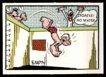 1959 Ad-Trix #50   Popeye! No Water Front Thumbnail