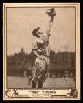 1940 Play Ball #101  Del Young  Front Thumbnail