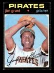 1971 Topps #509  Mudcat Grant  Front Thumbnail