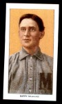 1909 T206 Reprint #21 MIL Shad Barry  Front Thumbnail