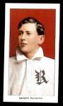 1909 T206 Reprint #19  Cy Barger  Front Thumbnail