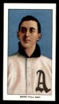 1909 T206 Reprint #20 PHL Jack Barry  Front Thumbnail