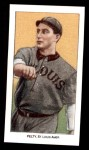1909 T206 Reprint #384 VER Barney Pelty  Front Thumbnail