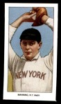 1909 T206 Reprint #302 PCH Rube Manning  Front Thumbnail