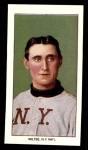 1909 T206 Reprint #520 xCAP Hooks Wiltse  Front Thumbnail