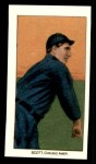 1909 T206 Reprint #432  Jim Scott  Front Thumbnail