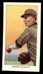 1909 T206 Reprint #390 THR Jack Pfiester  Front Thumbnail