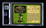 1970 Topps #75  Gary Jarrett  Back Thumbnail