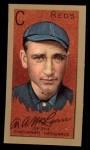 1911 T205 Reprint #133  Larry McLean  Front Thumbnail