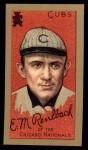 1911 T205 Reprint #162  Ed Reulbach  Front Thumbnail