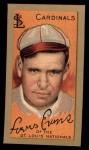 1911 T205 Reprint #61  Louis Evans  Front Thumbnail