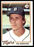 1978 Topps #559  Phil Mankowski  Front Thumbnail