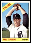 1966 Topps #337  Fred Gladding  Front Thumbnail