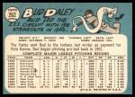 1965 Topps #262  Bud Daley  Back Thumbnail
