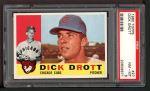 1960 Topps #27  Dick Drott  Front Thumbnail
