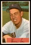 1954 Bowman #182  Sherm Lollar  Front Thumbnail