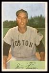 1954 Bowman #66 JIM Jimmy Piersall  Front Thumbnail